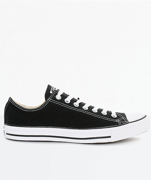 Converse Chuck Taylor All Star Black & White Shoes