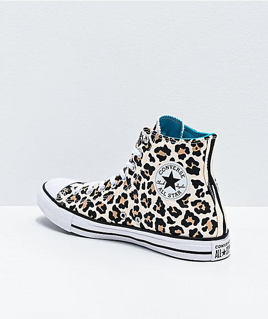 Converse Chuck Taylor All Star Hi Driftwood LIght Fawn zapatos