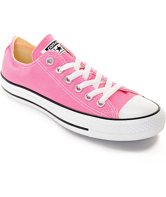 Converse Chuck Taylor All Star Low Pink