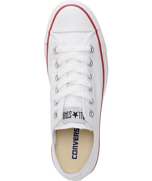 Converse Chuck Taylor All Star Optical White Shoes