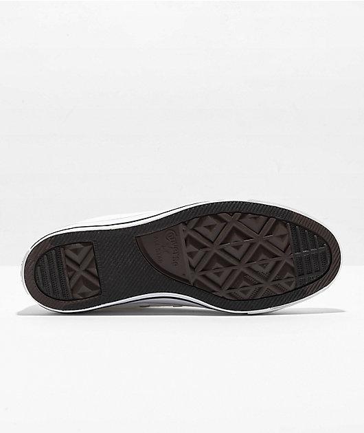 Converse Chuck Taylor All Star zapatos blancos