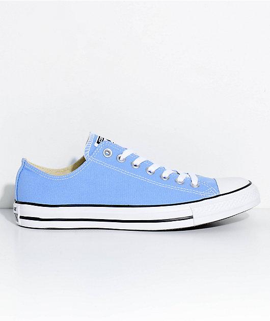 converse azul blanco