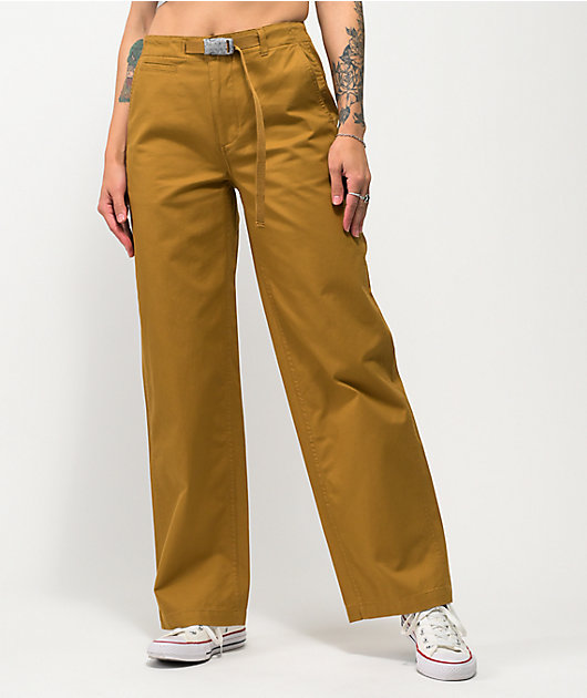 Converse Dark Soba Wide Leg Pants