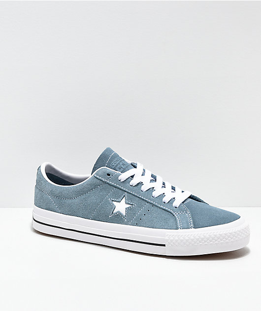 Converse One Star Pro Celestial Teal