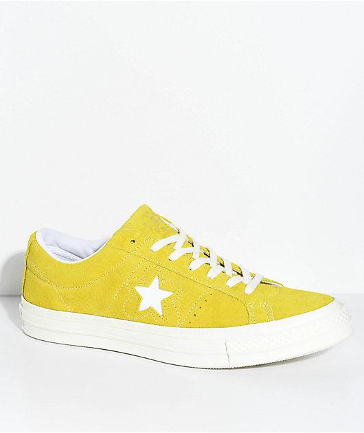 Converse x Golf Wang One Star Le Fleur