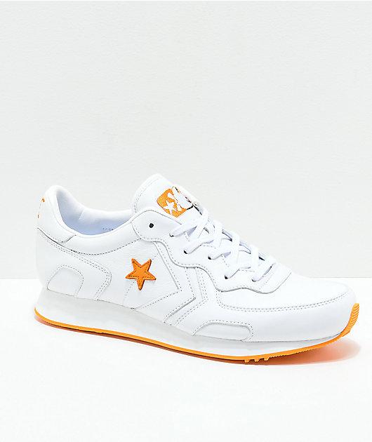 Converse x Illegal Civilization Thunderbolt White Shoes