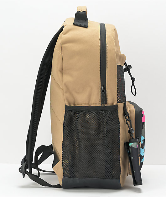 Cookies Escobar Smell Proof Tan Backpack