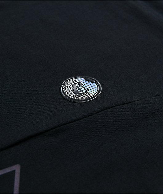 Cookies Hologram Black Knit T-Shirt