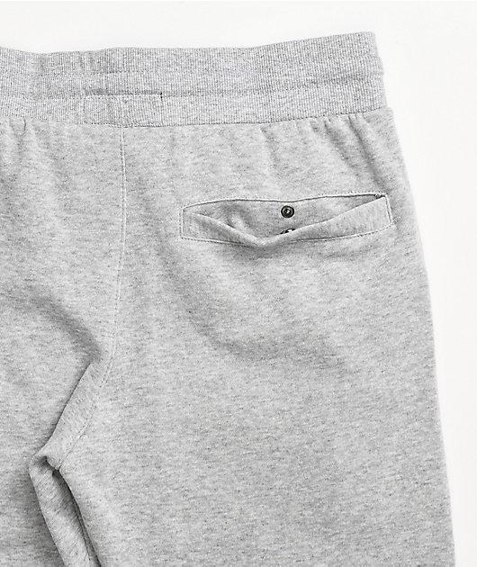 Cookies Logo Print Grey Sweatpants