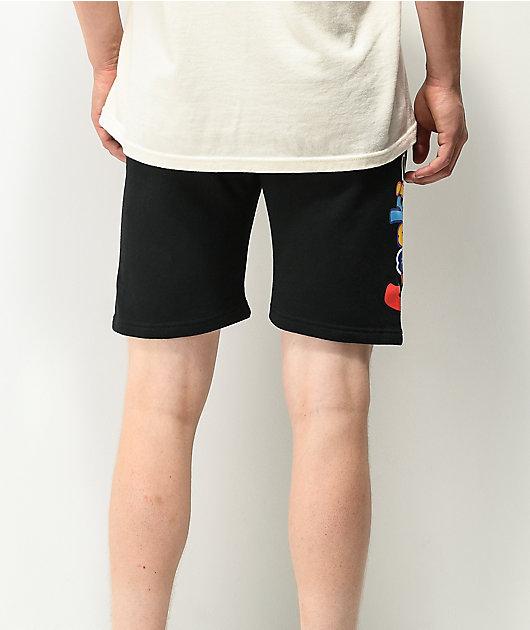 Cookies Multi Print Sweat Shorts