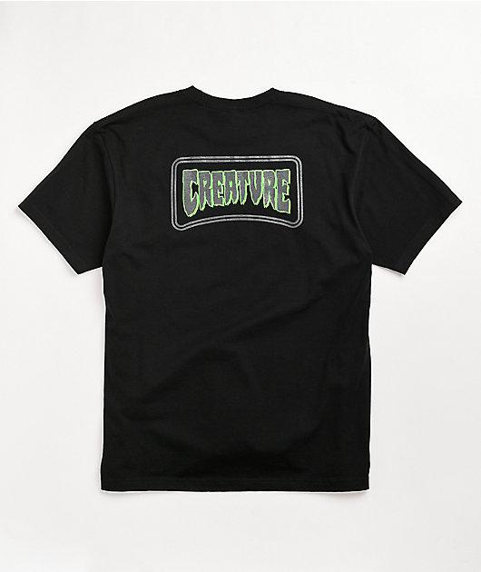 Creature Aware Black T-Shirt