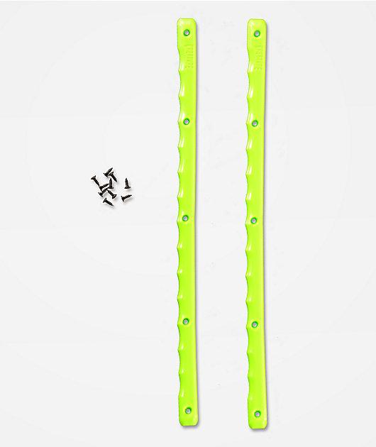 Creature Serrated Green Skate Rails