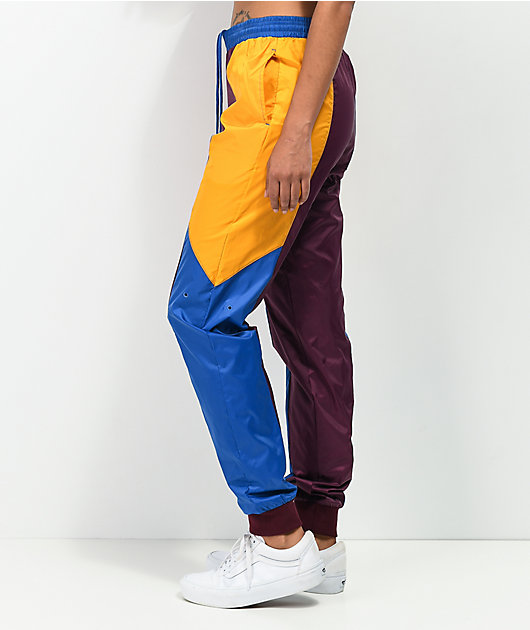 Cross Colours Colorblock Track Pants