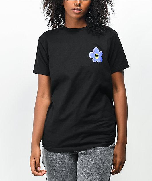 Cross Colours Need Love Black T-Shirt