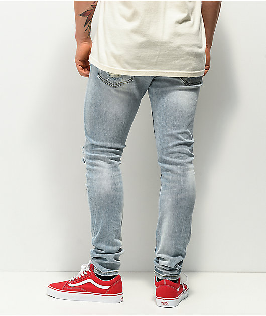 Crysp Denim Indigo Breeze Denim Jeans