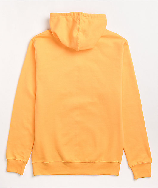 D.R.E.A.M Bad For My Mental Health Neon Peach Hoodie