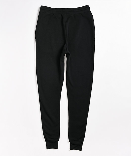 D.R.E.A.M Open Your Eyes Black Jogger Sweatpants