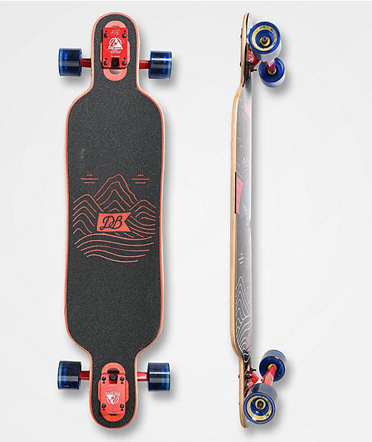 DB Longboards Pioneer 38