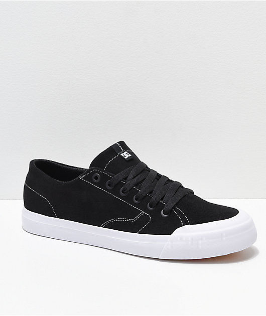 DC Evan Lo Zero S Black \u0026 White Skate
