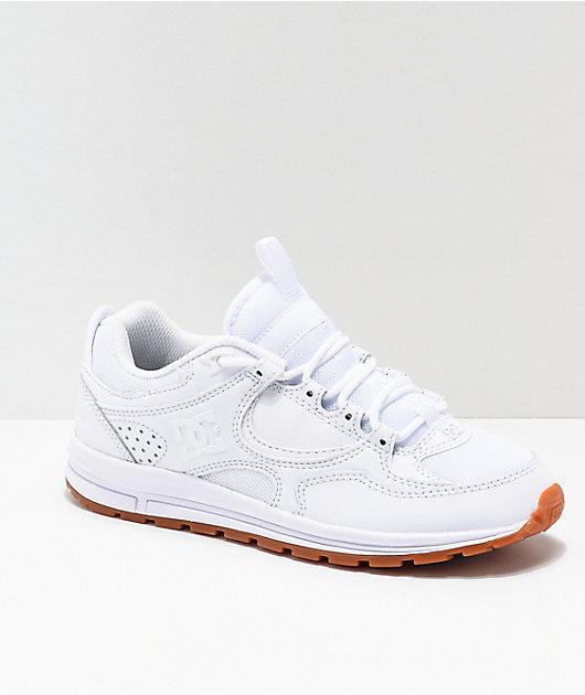 DC Kalis Lite White \u0026 Gum Shoes   Zumiez