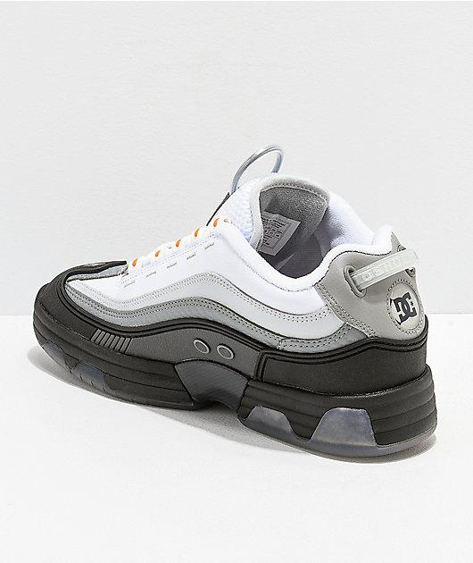 DC Legacy OG Black, Grey & White Shoes