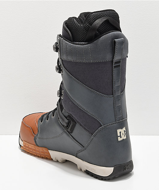 DC Mutiny Dark Shadow Snowboard Boots 2019