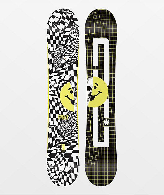 DC PBJ Snowboard 2021