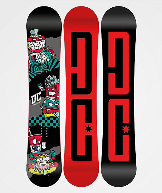 DC Ply Snowboard 2020
