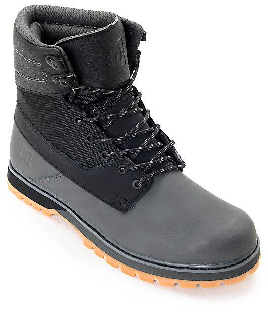DC Uncas TR Black//Black//Black Shoe