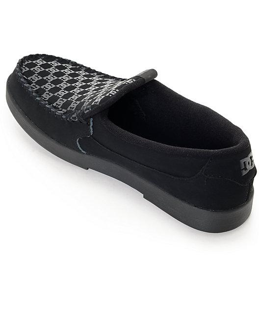 Details about  /DC Men/'s Shoes /'/'Villain/'/'--Black Print