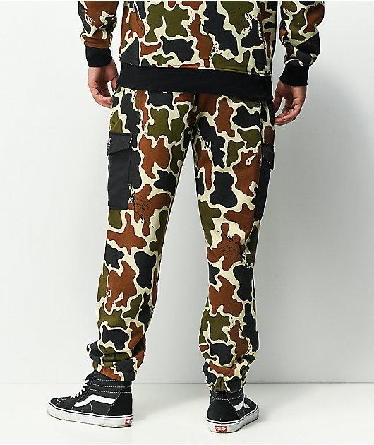 DGK Allied Camo Sweatpants