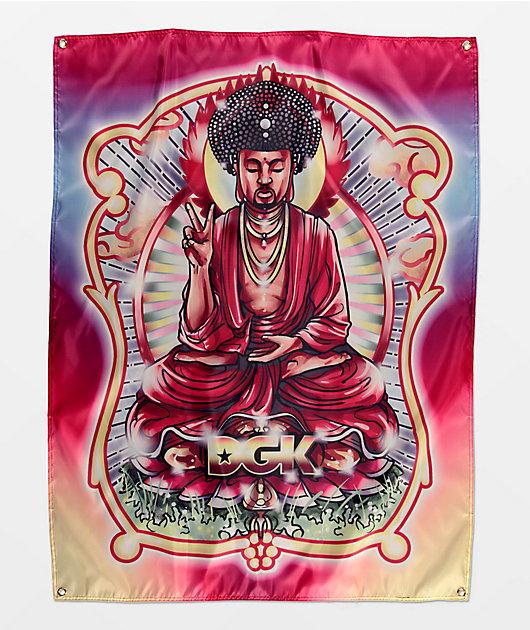 DGK Buddha Banner
