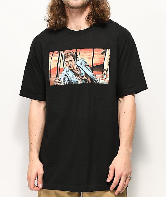 DGK Cheers camiseta negra