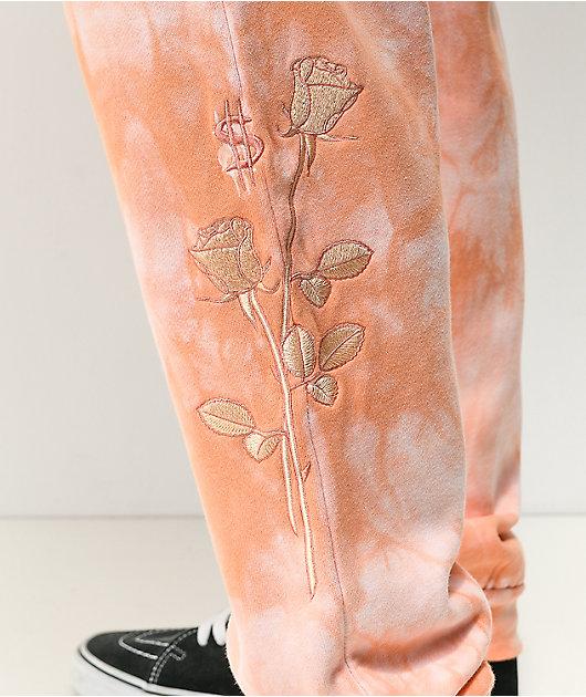 DGK Eternal Peach Tie Dye Sweatpants