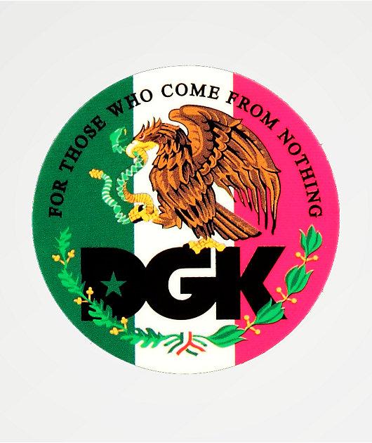 DGK Familia pegatina