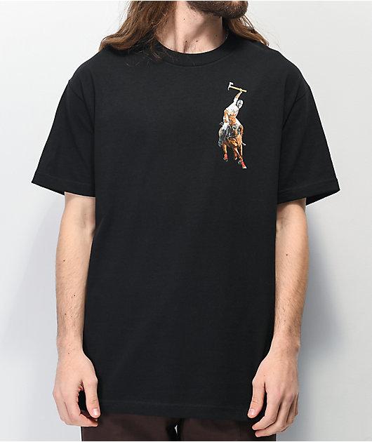 DGK Hood League Black T-Shirt