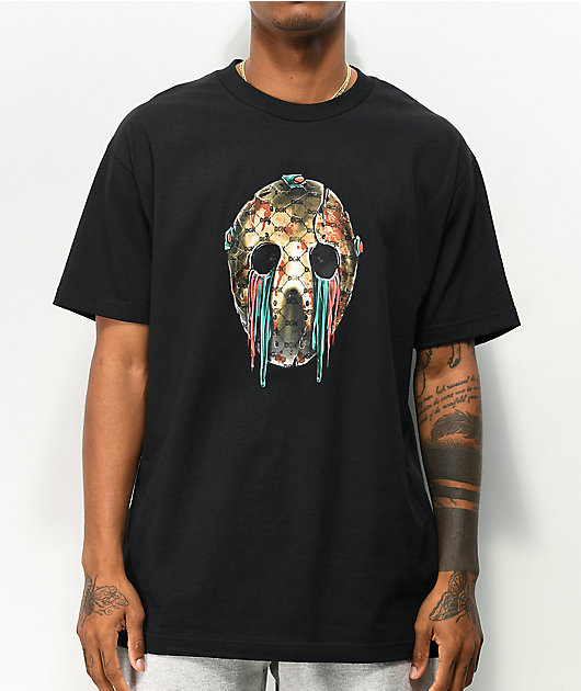 DGK Hooligan Black T-Shirt