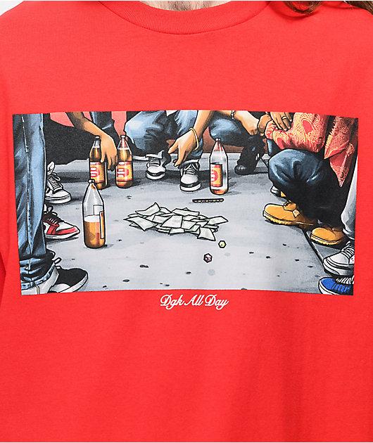 DGK Hustle Red T-Shirt