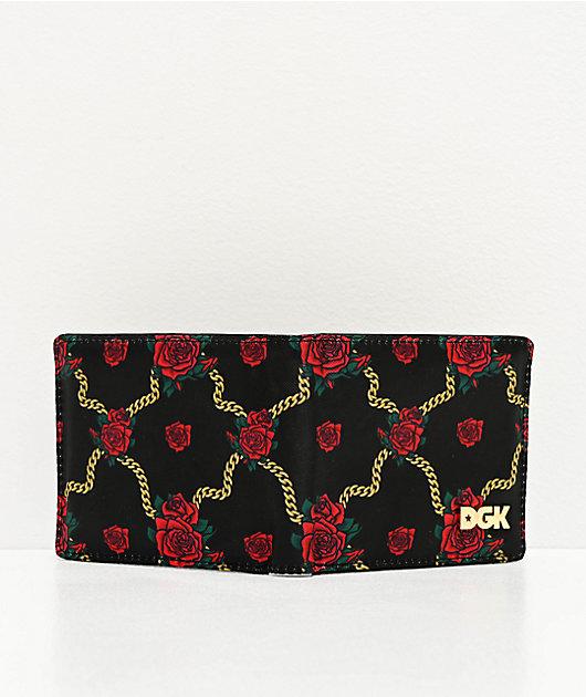 DGK Lavish Black Wallet