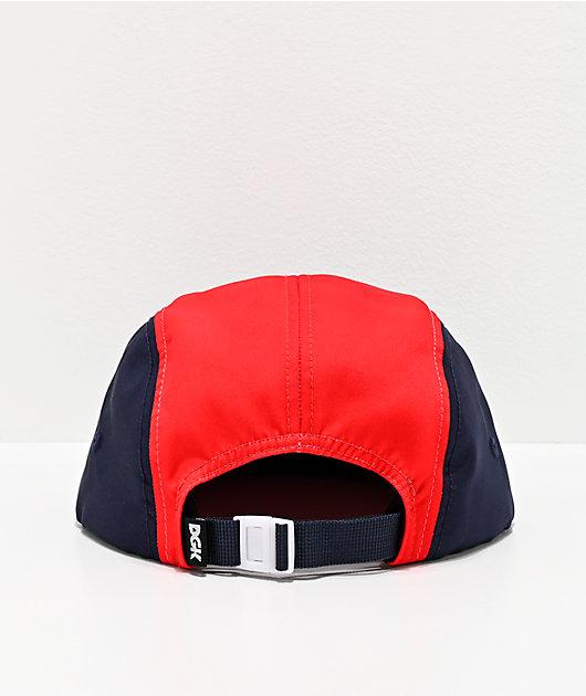 DGK Liberty 5 Panel Strapback Hat