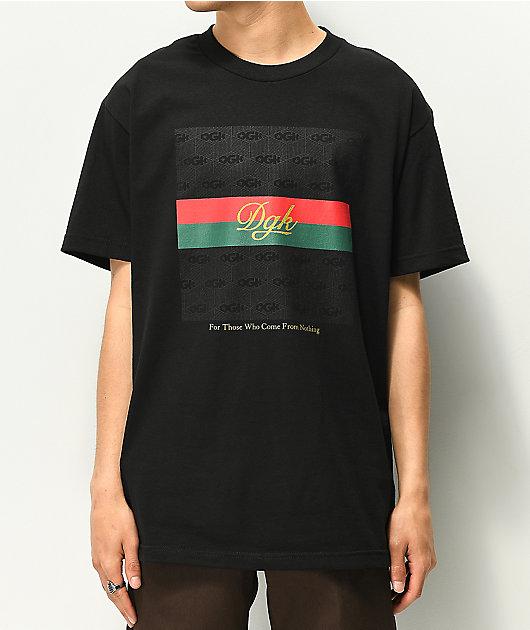 DGK Lux camiseta negra