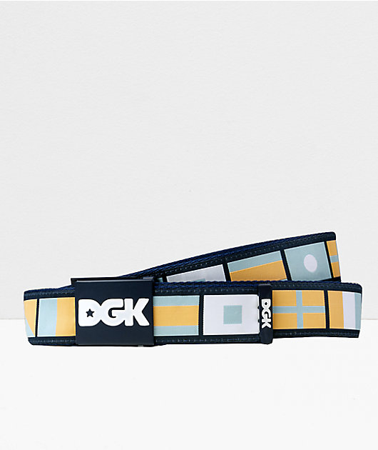 DGK Nautical Scout Navy Web Belt