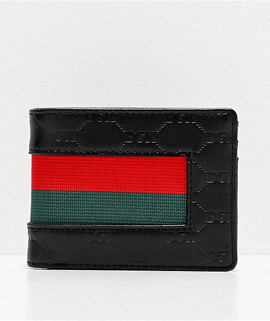 DGK Primo cartera plegable negra