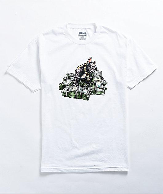 DGK Puppy Love White T-Shirt