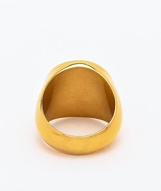 DGK Reptile Gold Ring