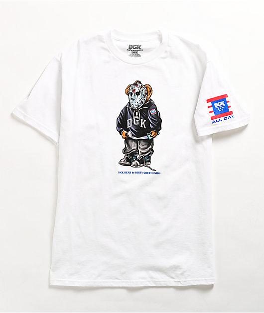 DGK The Plug White T-Shirt
