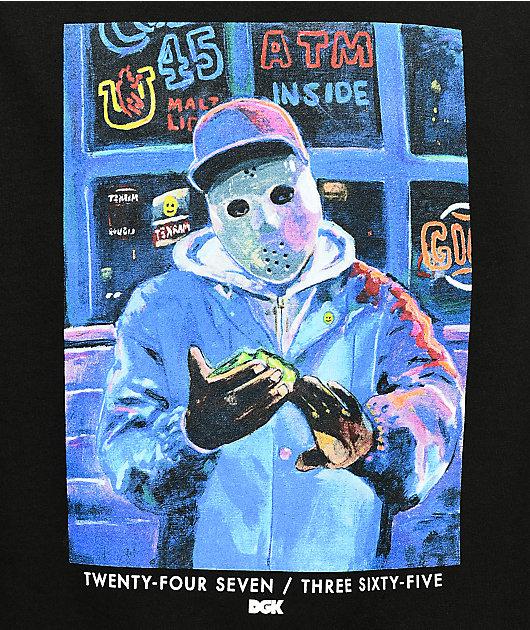 DGK Undercover Black T-Shirt