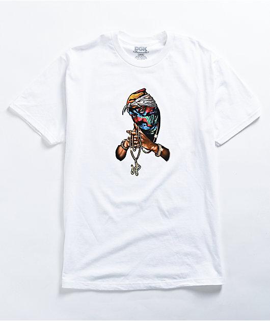 DGK West Side White T-Shirt