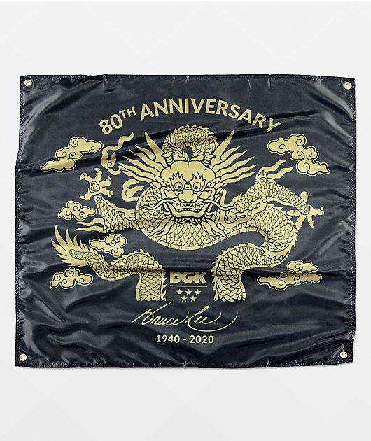DGK x Bruce Lee Anniversary Banner