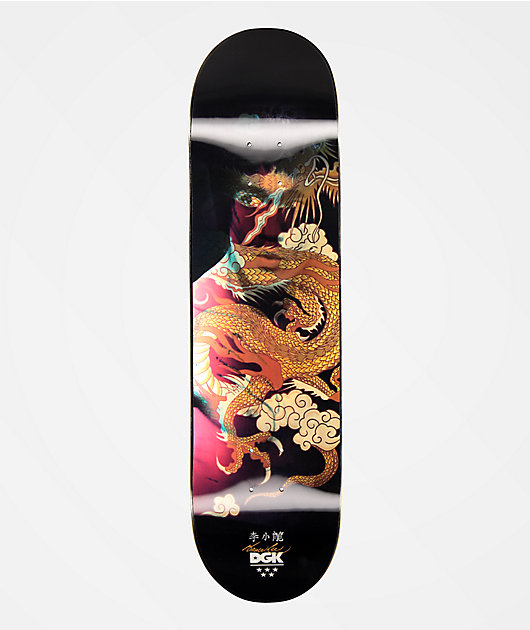 DGK x Bruce Lee Golden Dragon 8.25